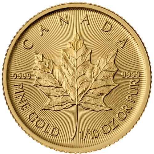 2017 Canadian Maple Leaf