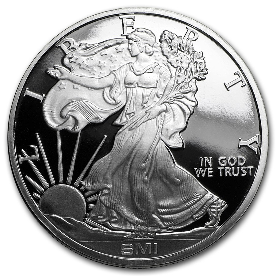2017 SMI Walking Liberty